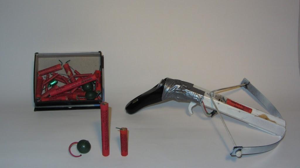 Firecracker Crossbow